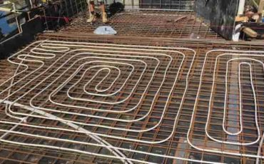 unfloor heating