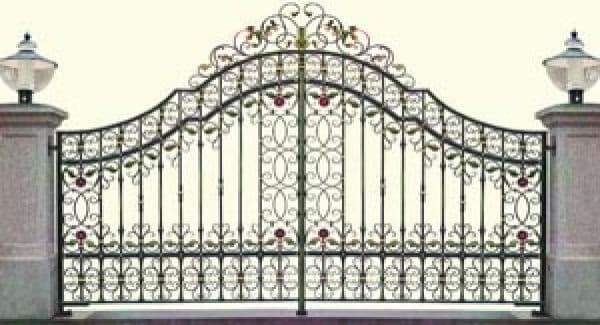 Metal Gates Melbourne - We build exquisite and beautiful metal gates which will not only add an extra level of security but will also add true value to your property as well.
