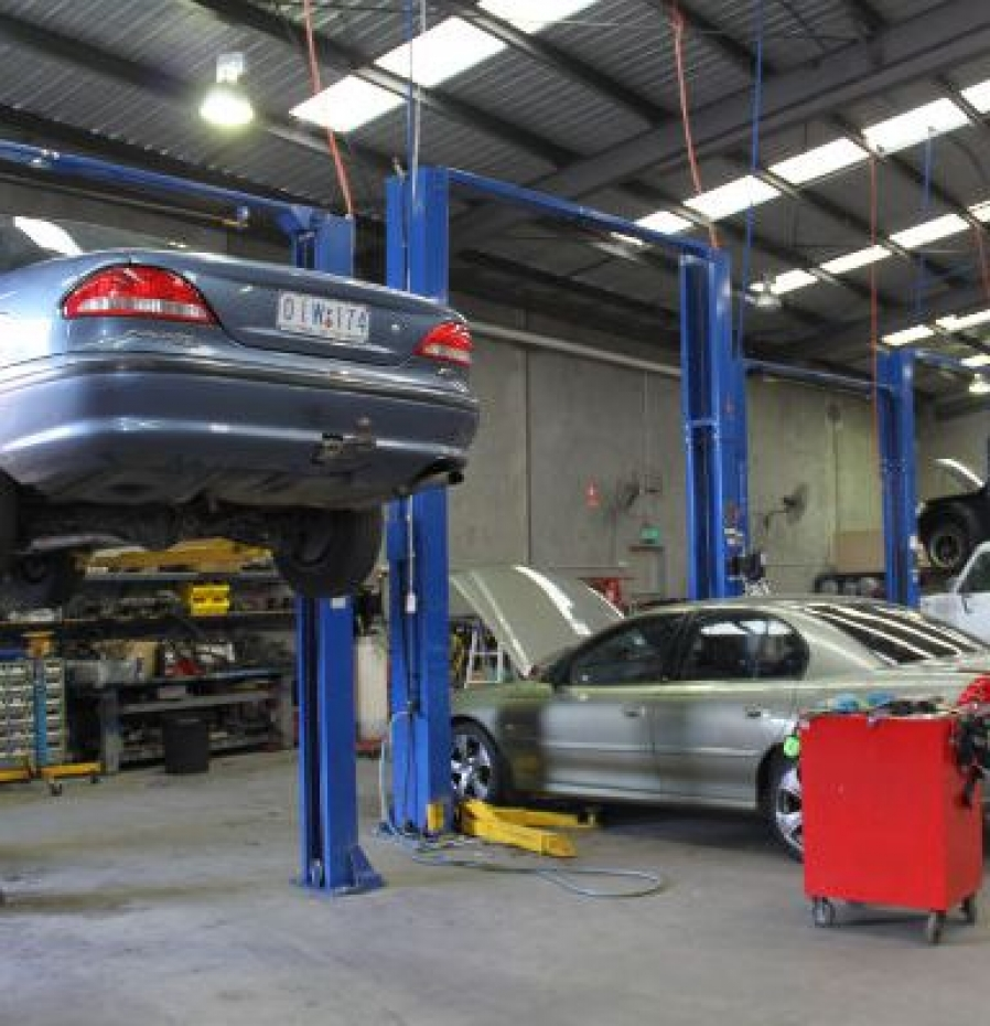 Car Service Williamstown North
