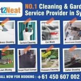 Dirt2Neat Cleaning & Gardening Service Sydney