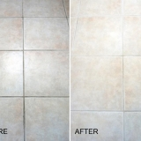 Remove mould From Grout