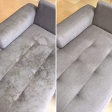Seat Cushion Steam Cleaning
