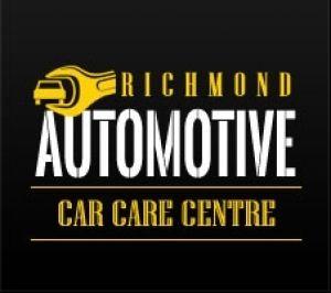 Richmond Automotive Car Care Center Logo