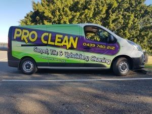 Proclean Carpet Tile & Upholstery Cleaning & Pest Management