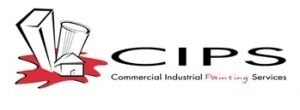 Commercial Industrial Painting Services Logo