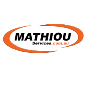 Mathiou Services-South East Queensland Logo