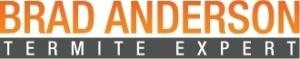 Brad Anderson Termite Expert Logo