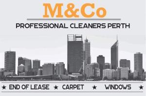 M&Co Cleaning Australia Logo