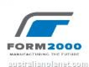 Form 2000 Sheetmetal Pty Ltd Logo
