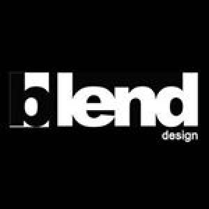 Blend Design | Property Styling Melbourne Logo