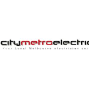 City Metro Electrics Logo