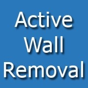 Active Wall Removal