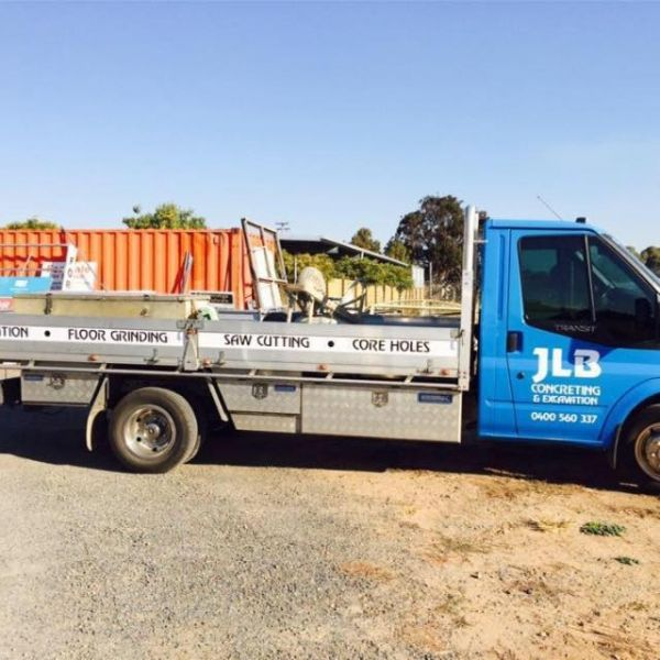 JLB Concreting Pty Ltd