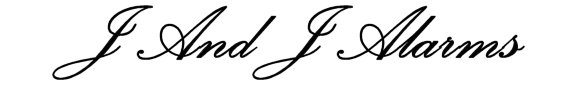 J & J Alarms Pty Ltd