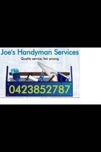 Joe's Handyman Services