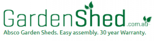 Buy Absco Garden Shed Online