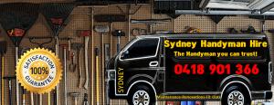 Sydney Handyman Hire