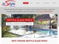 Instyle Glass Fence