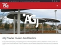 AGJ Powder Coaters Sandblasters