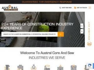 Austral Core & Saw
