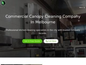 CCS Canopy Cleaning