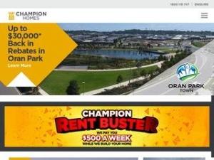 Champion Homes - Oran Park Display Centre
