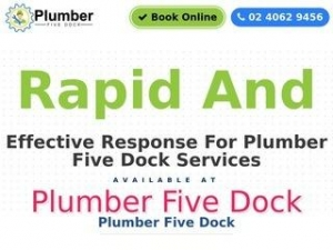 Plumber Five Dock