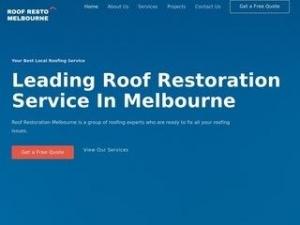 Roof Resto Melbourne