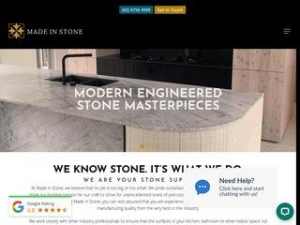 Made In Stone