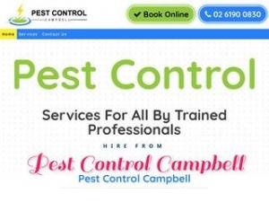 Pest Control Campbell