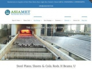 Asiamet Steel Industries