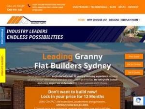 A1Granny Flats Sydney