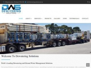 Dewatering Solutions