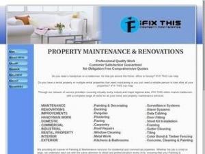 I Fix This Property Maintenance