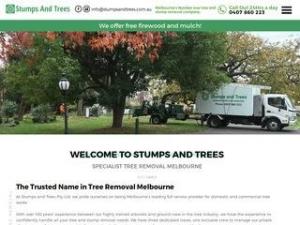 arborist Melbourne - Stumps and Trees Pty Ltd